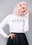 MINAZ T-SHIRT - KL (LONG SLEEVE)