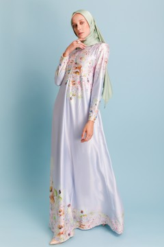 ROSE ZANDRA JOOBAH PASTEL BLUE - TALL