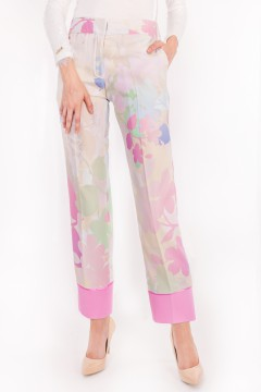 CASUAL SUIT (PANTS) - APPLE BLOSSOM GREEN TALL