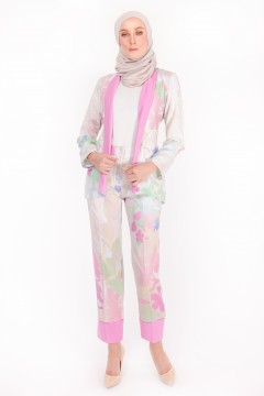 CASUAL SUIT -  APPLE BLOSSOM  GREEN TALL