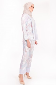 CASUAL SUIT - APPLE BLOSSOM  GREY TALL
