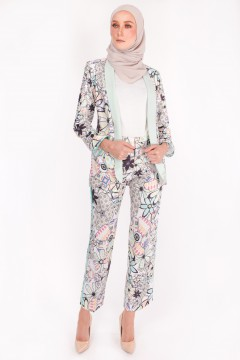 CASUAL SUIT - ANEMONE BLACK TALL