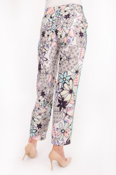 CASUAL SUIT (PANTS) - ANEMONE BLACK PETITE