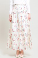 SAKURA PLEATED - OFF WHITE