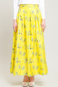 SAKURA PLEATED - YELLOW