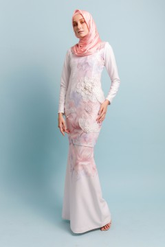 LILY KURUNG - OFF WHITE