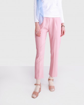 TAPERED PANTS - SOFT PINK