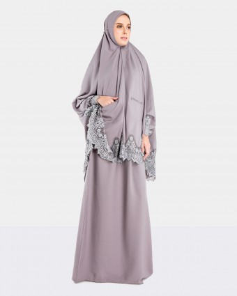 MINAZ TELEKUNG - DUSTY GREY