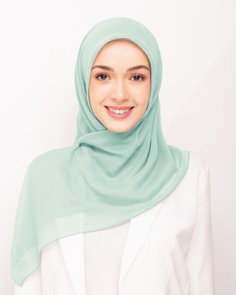 SECRET GARDEN PLAIN BAWAL - GREEN ASH