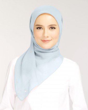 PLAIN BAWAL -  LIGHT BLUE