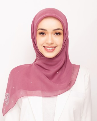 SECRET GARDEN PLAIN BAWAL - MULBERRY