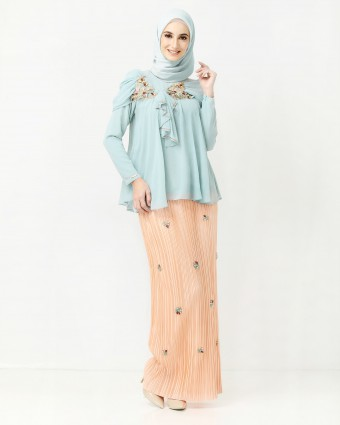RHEANA KURUNG - TIFFANY PEACH