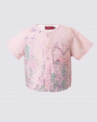 SWEETPEA BABY SHIRT - PEACH