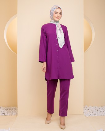 TANIA TUNIC - PURPLE