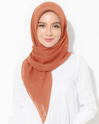 BASIC BAWAL - BURNT BRICK