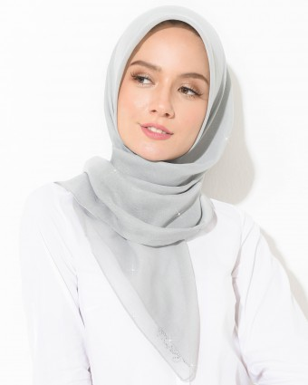 PLAIN BAWAL - DUSTY GREY