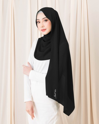BASIC SHAWL - BLACK