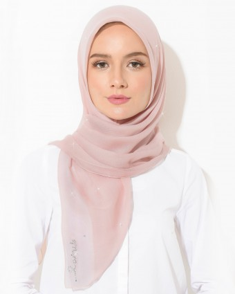 PLAIN BAWAL - BLUSH PINK