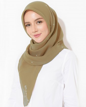 PLAIN BAWAL - COFFEE BROWN