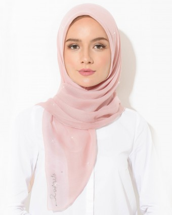 PLAIN BAWAL - DUSTY PEACH