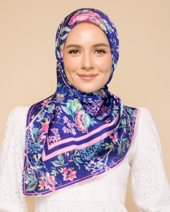 ENGLISH PORCELAIN BAWAL - DARK BLUE