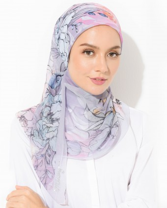 FLORISA BAWAL - DUSTY PURPLE