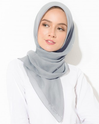 PLAIN BAWAL - GREY