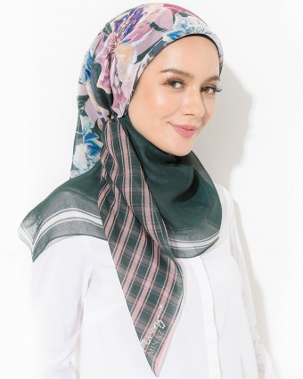 MALVA BAWAL - EMERALD GREEN