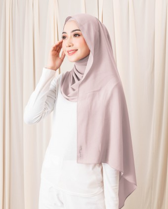BASIC SHAWL - OYSTER PINK | AS-IS