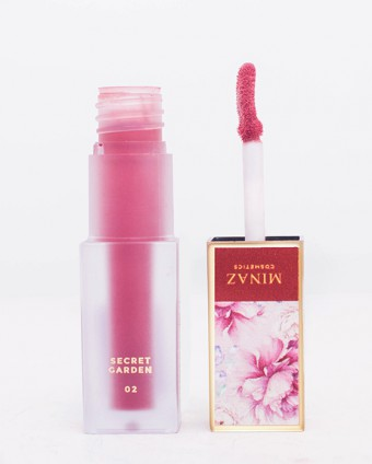 SEMI LIP MATTE - SECRET GARDEN 02
